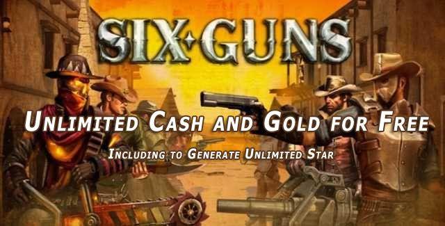 six guns hack apk