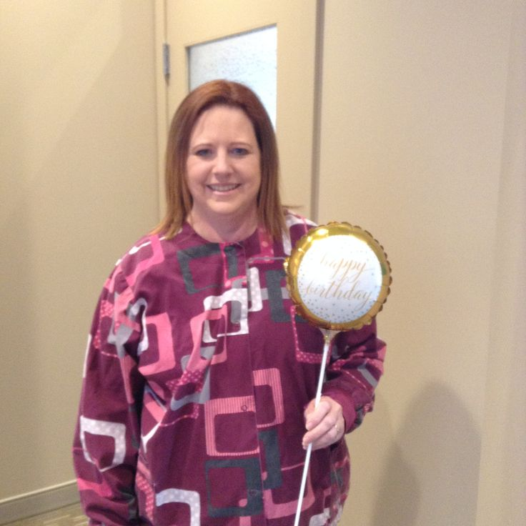 Happy Friday everyone!  It's Diane's birthday this weekend, and we are celebrating this Friday in the office.  If you see Diane, please wish her a very Happy Birthday!  Thank you!  #TGIF #HappyBirthday #FallbrookFamilyDentistry