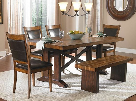 136 best Dining Bench images on Pinterest Dining table with