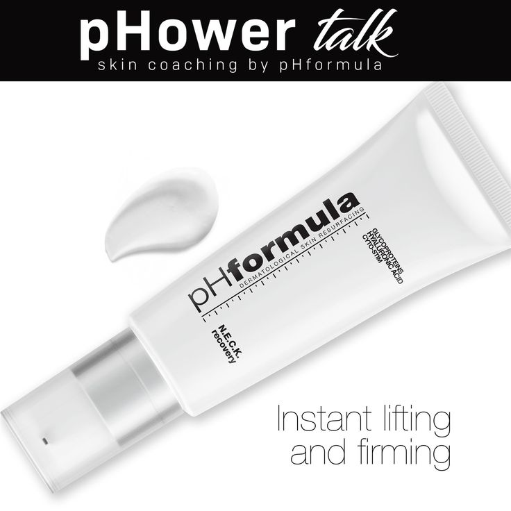 pHowertalk : The neck has 10 times less oil glands therefore this skin is not well protected and needs extra nourishment to prevent ageing.   #pHowerTalk #Innovation #TalkonThursdays #loveyourskin #pHformula
