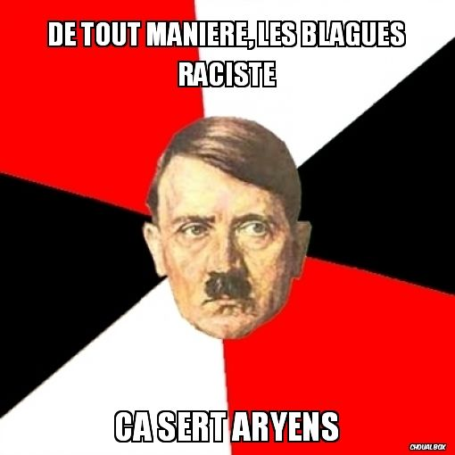blague nazi