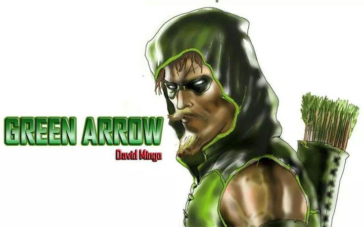 Greeb Arrow