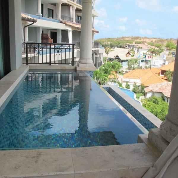 Romantic Resorts | Caribbean All-Inclusive Honeymoon Destinations | Sandals La Source Grenada | Private Plunge Pools