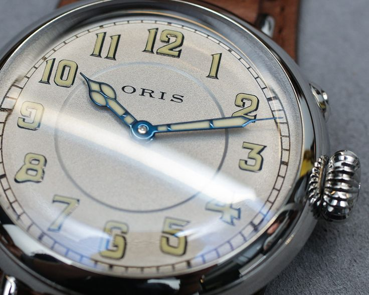 Oris Big Crown 1917 Limited Edition Watch Hands-On