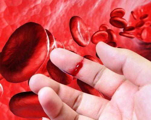 Hemofilia A hemofilia é um distúrbio genético e hereditário que afeta a coagulação do sangue. via @minbiomedicina