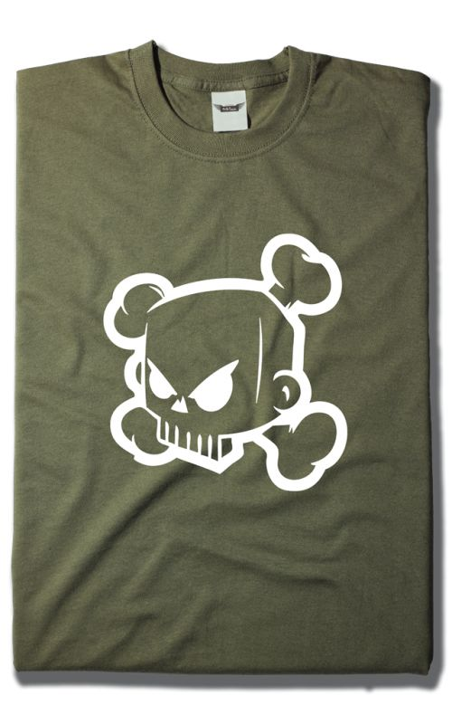 Camiseta Skull v1