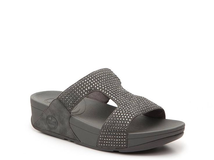 Toboggan Glitterball - Coins Pour Dames / Fitflop Noir