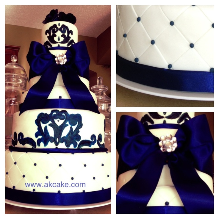 midnight blue and gold wedding cake midnight blue wedding cake wedding cakes 17361
