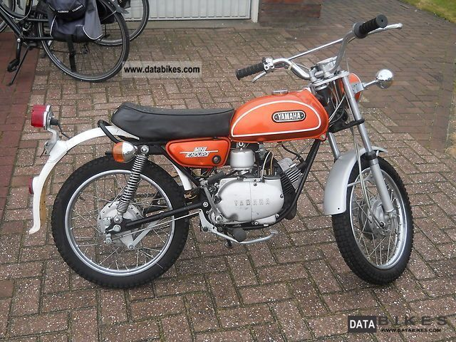 1969 yamaha ft1 mini enduro motorcycle motor assisted. Black Bedroom Furniture Sets. Home Design Ideas