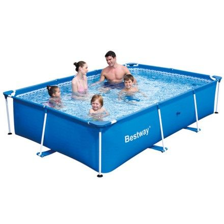 Piscina Portátil 300x201x66 #piscinas #jardin #verano