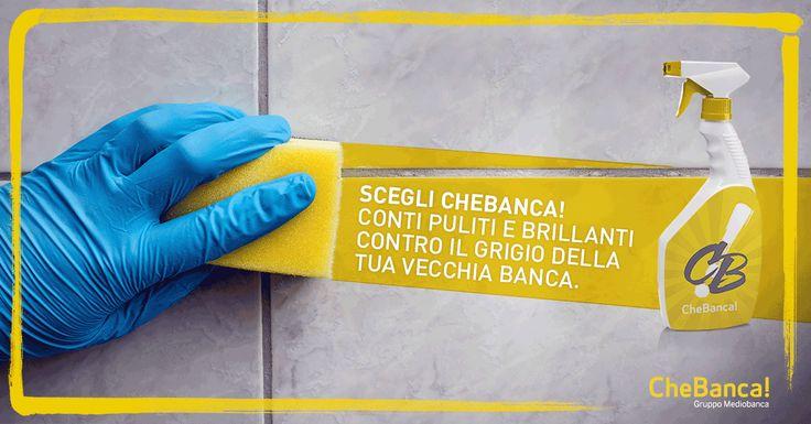Conto Yellow, contro il grigio della tua vecchia banca! #adv #bank