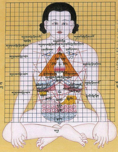 Výsledek obrázku pro chakras tibetan medicine pictures