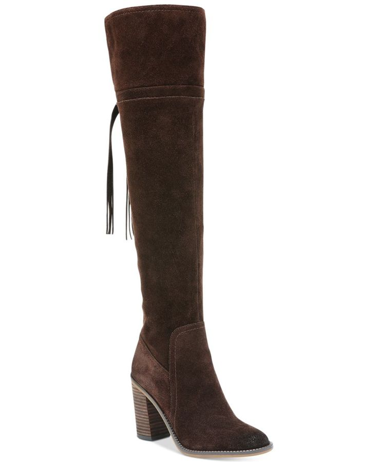 Franco Sarto Eckhart Over-The-Knee Boots