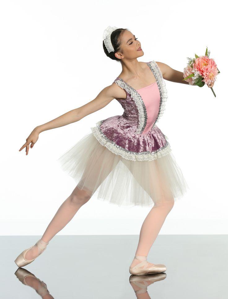 Lyrical Dance Recital Costume