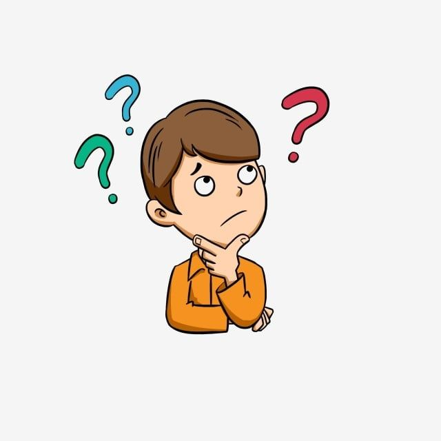 Hand Drawn Cartoon Boys Question Free Map Person Clipart Confused Thinking Problem Png Transparent Clipart Image And Psd File For Free Download Person Cartoon Cartoon Clip Art How To Draw Hands