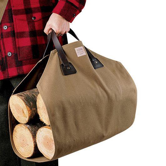 www.Filson.com | The Log Carrier