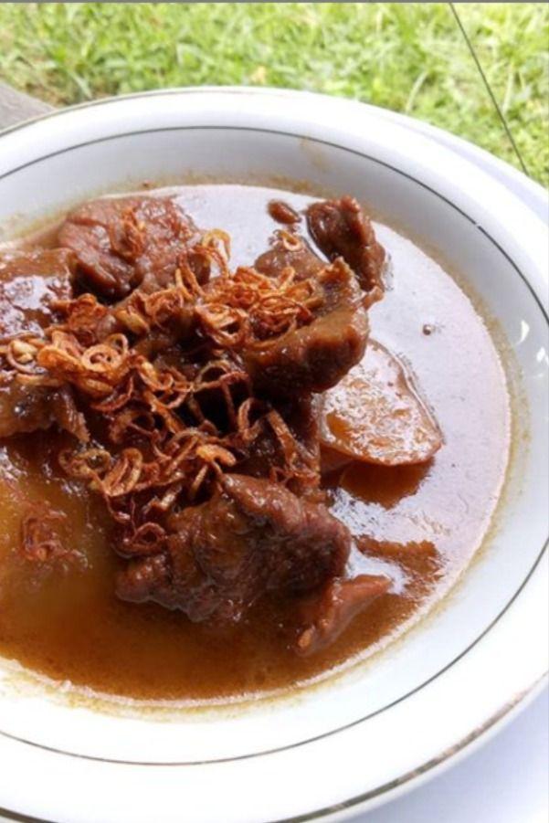 Semur Daging Sapi Kentang : semur, daging, kentang, RESEP, SEMUR, DAGING, Food,, Meat,