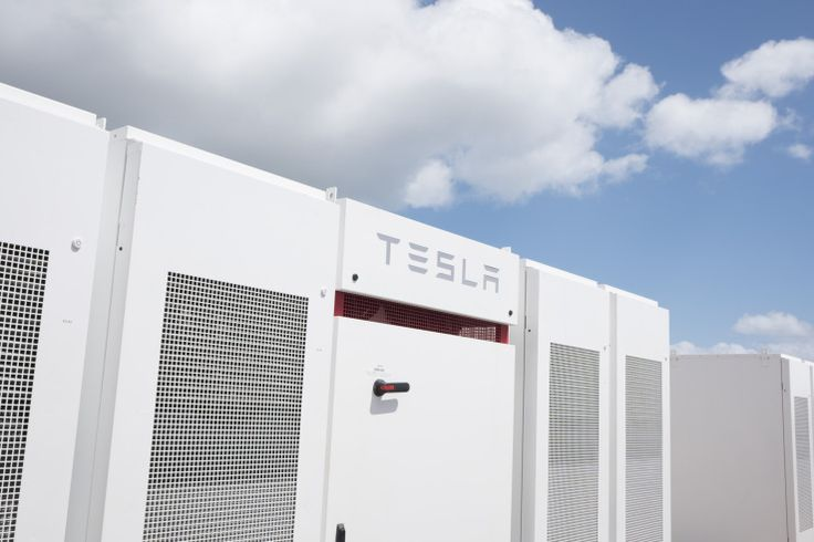 Offshore U.S. wind farm proposal uses Tesla batteries to store power