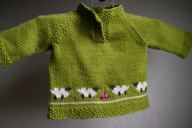 pepperknit | year of the sheep sweater