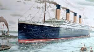 "Remote Control RMS Titanic 72""  | Redlineremotecontrol.com"