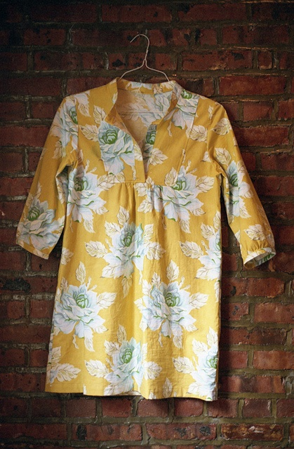 """I have Jenny Gordy's """"Tova"""" dress and shirt pattern, which I need to get around to sewing sometime this century. I'm digging through flickr for inspiration."""