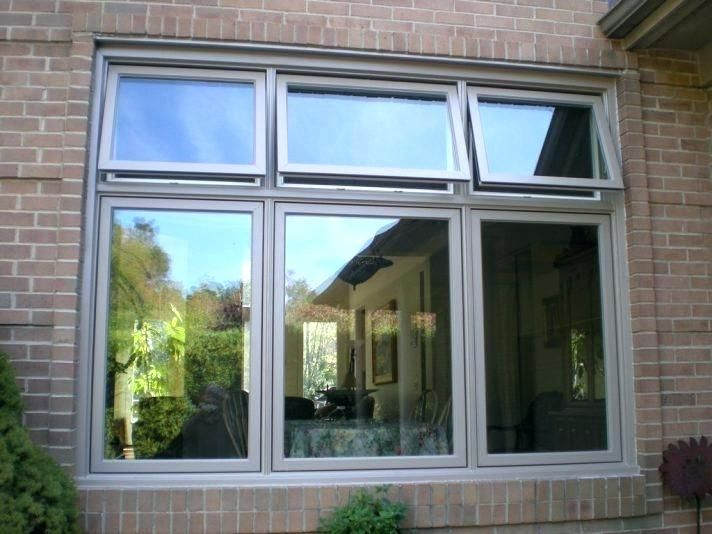 Image Result For Large Awning Windows Picture Windows Exterior Sunroom Windows House Windows