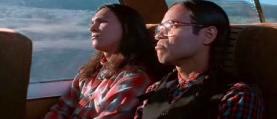 smoke signals victor and thomas relationship