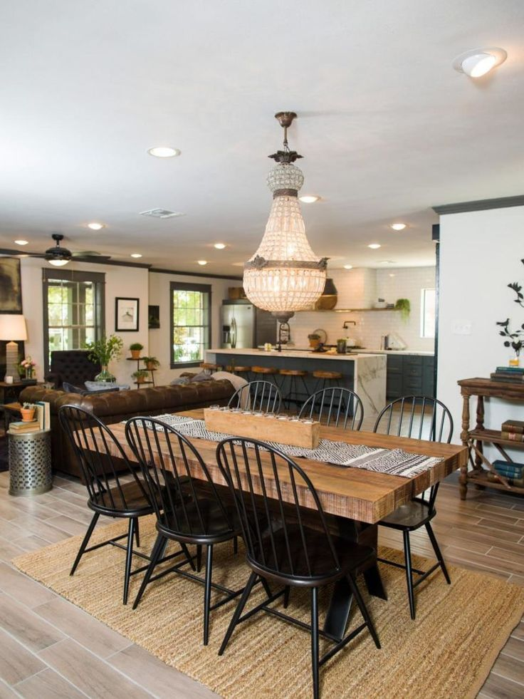 17 best images about magnolia homes joanna gaines on for Dining room joanna gaines