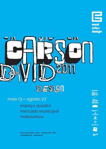 2011 | david carson design
