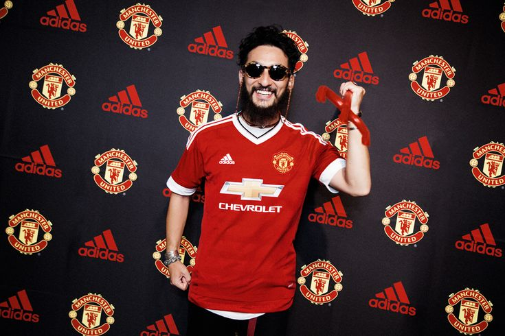 the red devils|adidas MANCHESTER UNITED Launch Party Report|N°10 magazine