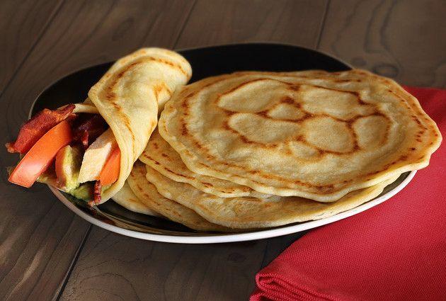 Paleo & Gluten-Free Tortillas Recipe #PaleoNewbie