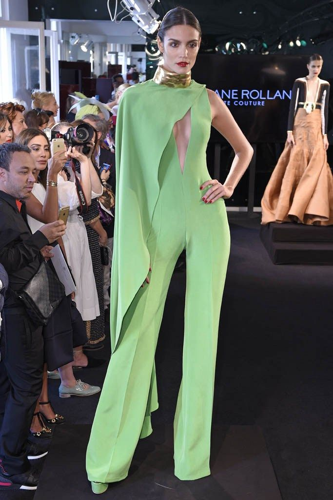 Stephane Rolland - Fall 2015 Couture - #feelingfashion