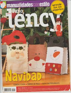 REVISTA PAÑO LENCY