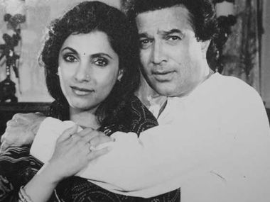 Dimple Kapadia – Rajesh Khanna