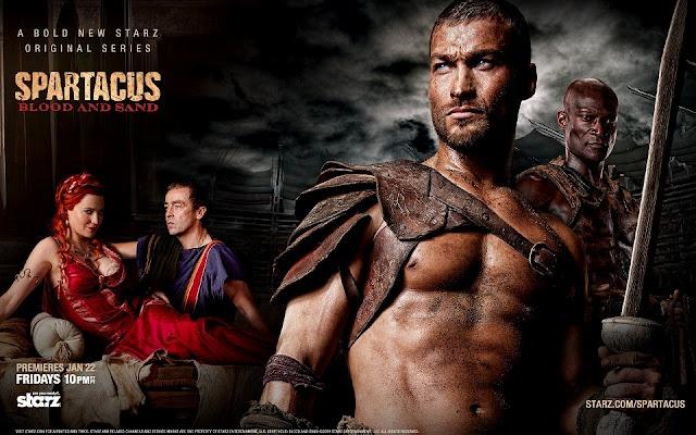 스파르타쿠스 : 블러드 앤 샌드 (Spartacus: Blood and Sand, Starz, 2010)