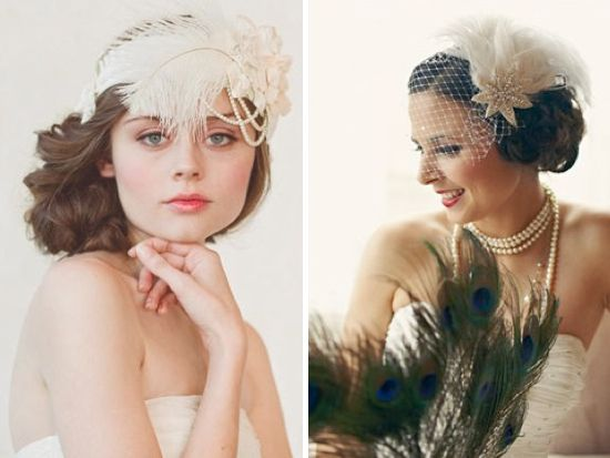 Don't forget about the details! Your combined accessories will really pull your vintage look together. Women in the 1920′s never left their homes without a trendy hat, their character shoes, gloves, pearl jewelry, and impractical handbag.