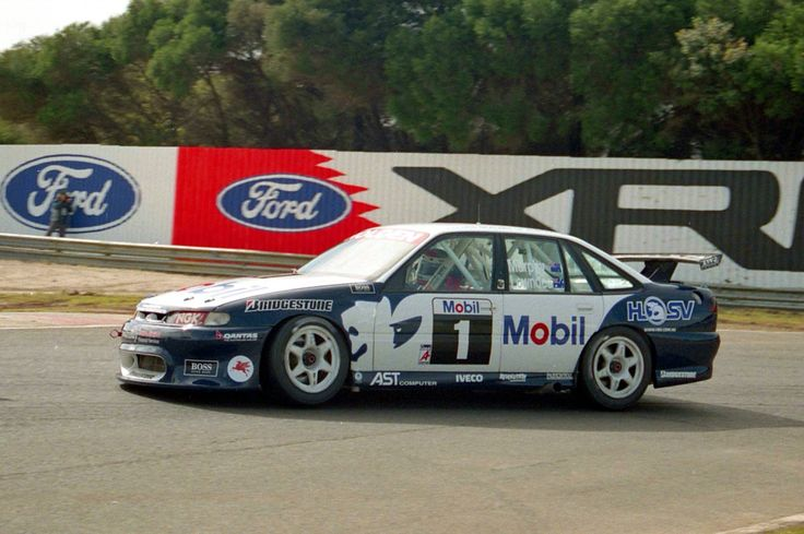 HRT - Craig Lowndes/Greg Murphy 1996 Sandown 500 Winners