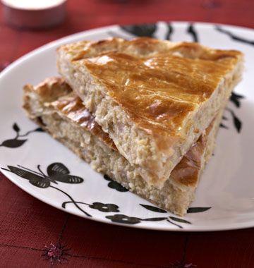 Galette des rois poires noisettes - Recettes de cuisine Ôdélices