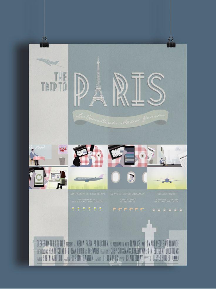Movie Posters - The Trip to Paris
