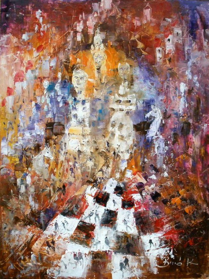 Konrad Biro art http://www.saatchiart.com/account/artworks/481815