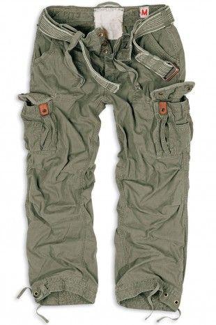 Pantaloni militari Premium Vintage
