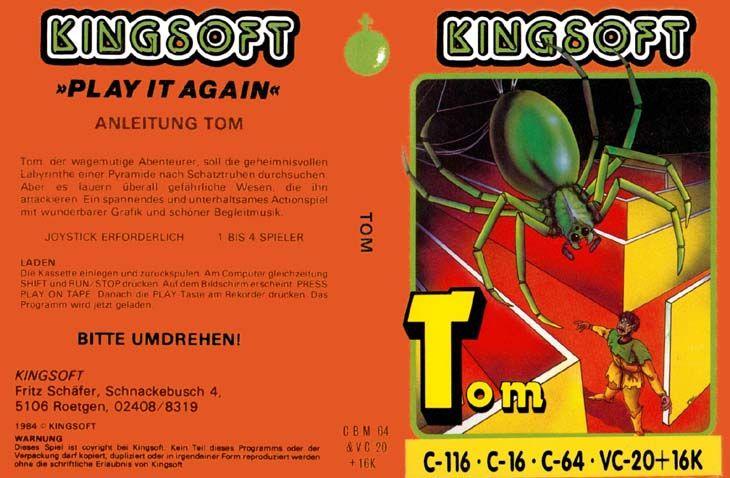 Cassette Cover (Kingsoft Release)