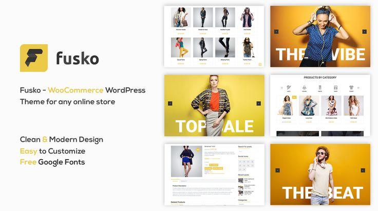 Fusko - Tech/Gadgets WooCommerce WordPress Theme by modeltheme   ThemeForest