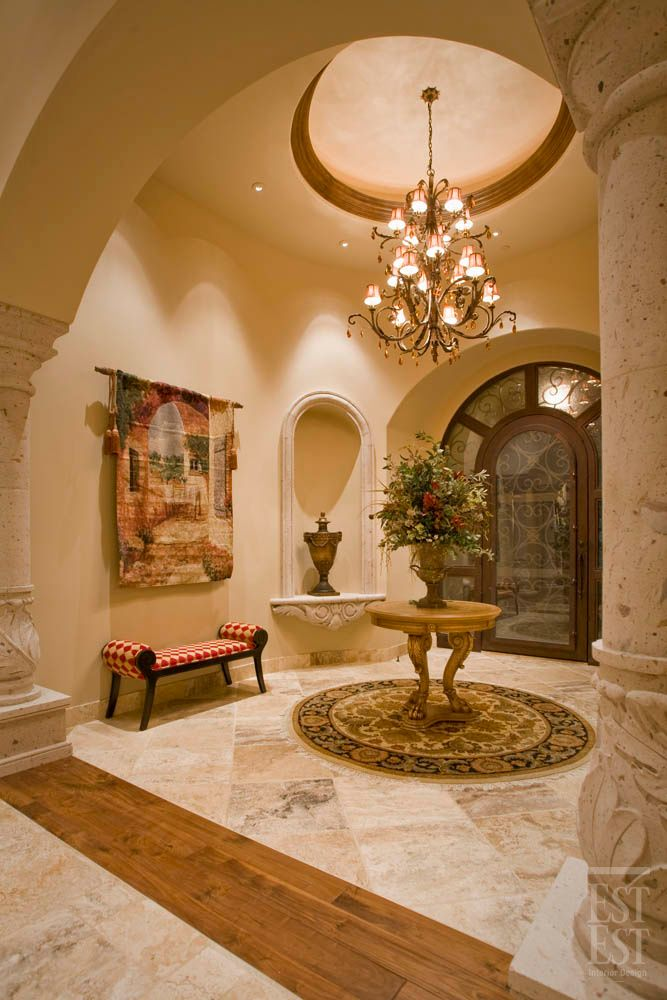 dome home interior design residential 053 est est inc world mediterranean 17398