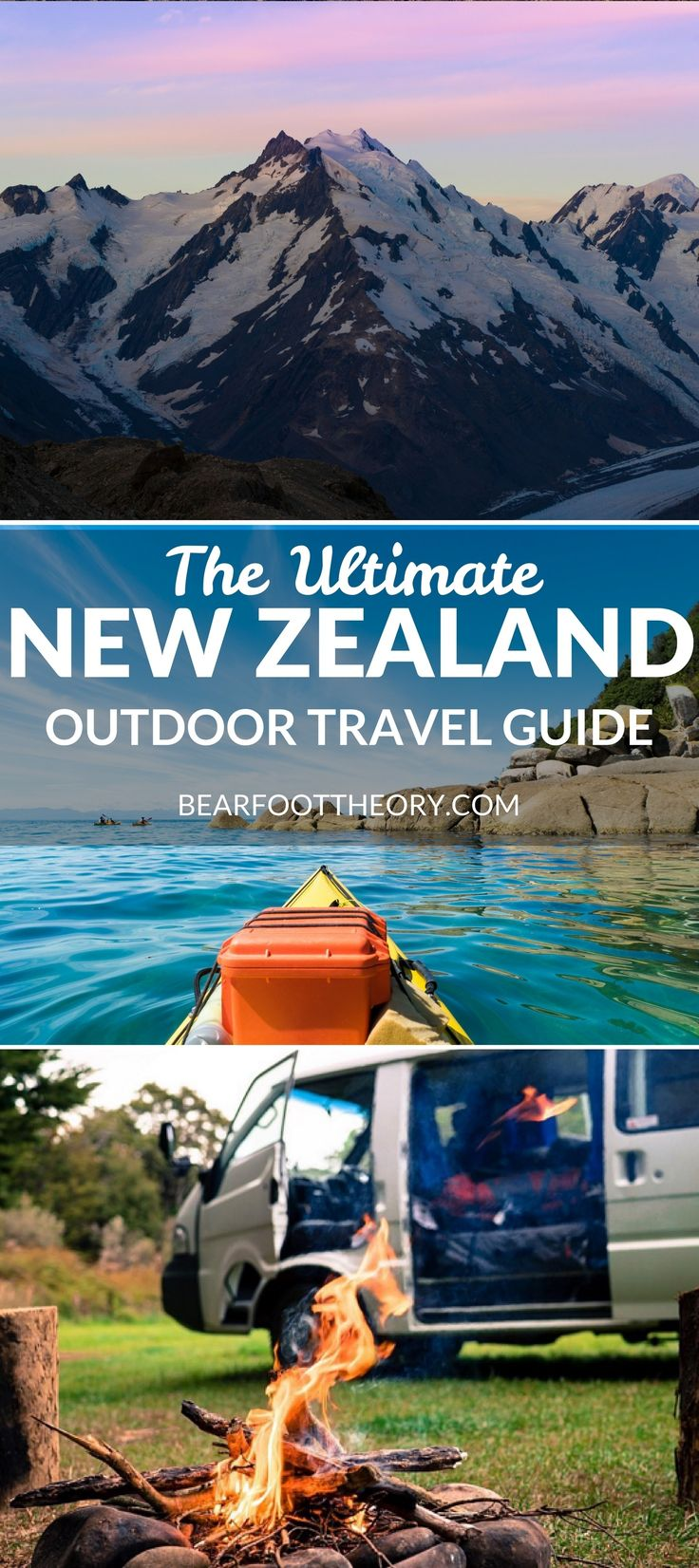 Plan an adventurous trip to New Zealand with our outdoor travel guide featuring the best outdoor activities, destinations & most popular blog posts.