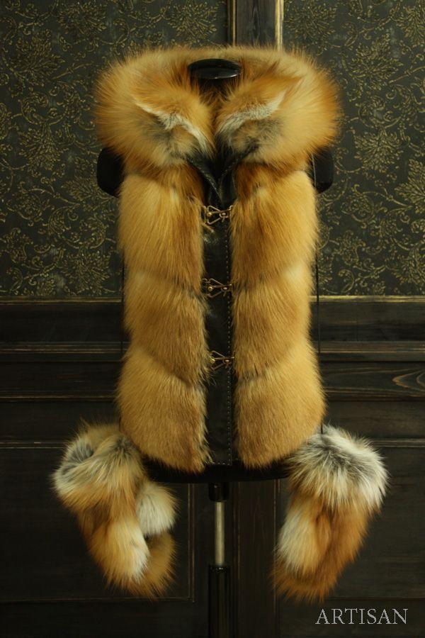 Одежда Женская Жакеты/жилеты : Пошив меховых и норковых шуб в нашем ателье на заказ. ARTISAN