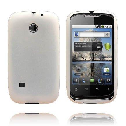 Soft Shell (Valkoinen) Huawei Sonic Silikonisuojus