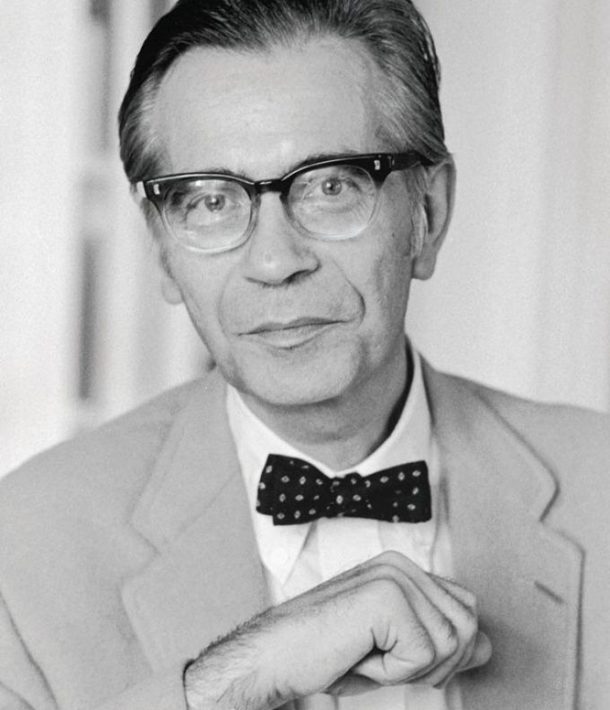 Influential historian, Richard Hofstadter (BA '37)