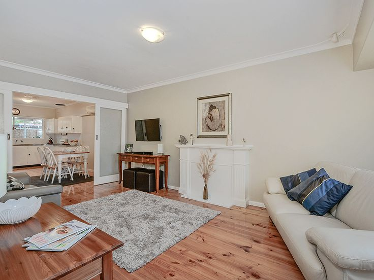 #LivingRoom of #unit in #Brighton. Sold by Kevin J. Barry from the Professionals Christies Beach, real estate agency - 08 8382 3773. #Realestate #RealEstateSouthAustralia #HomeDecor #FloorBoards #Mentel #BeautifulHome