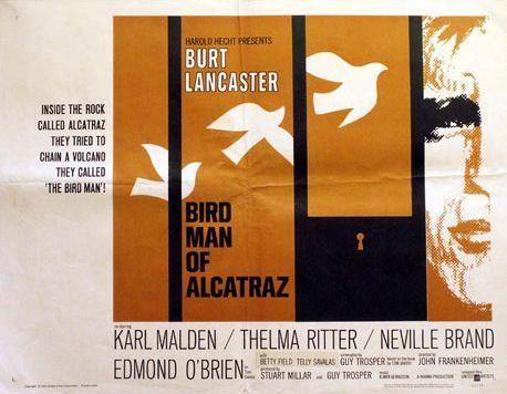 birdman of alkatraz
